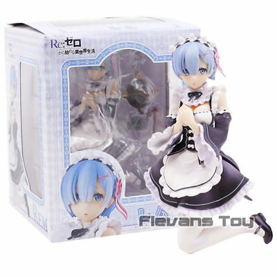 RE:ZERO / STARTING LIFE IN ANOTHER WORLD - FIGURA REM / REM FIGURE 14cm