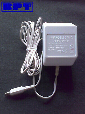 Meproelectric AC/DC Power Supply Adapter