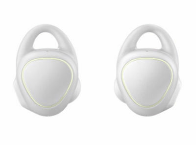 Samsung Gear IconX SM-R150  Fitness Tracker Earbuds Cord Free Bluetooth (White)