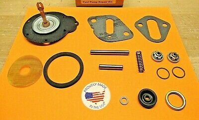 1940 To 1953 International Harvester Truck Fuel Pump Kit For Today's Fuels Ihc