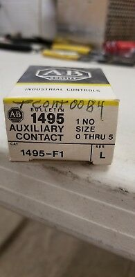 Allen Bradley 1495-F1 Auxiliary Contact