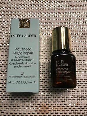 Estee Lauder Advanced Night Repair Synchronized Recovery Complex II .24 oz/ 7 ml