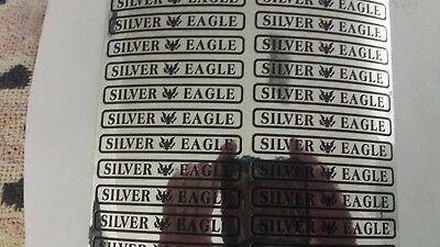 SILVER Eagle, Microphone Restore Decal