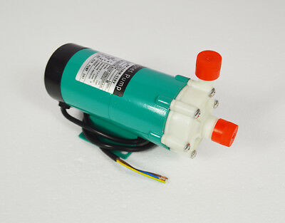 New Model 110V 60Hz Corrosion-resistant Magnetic Drive Pump USA
