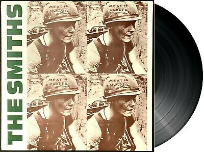 The Smiths - Meat is Murder [Latest Pressing in-shrink] LP Vinyl Record Album