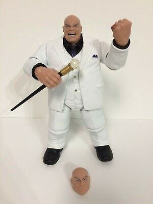 IN STOCK!  NEW 2018 Marvel Legends Kingpin BAF Build-A-Figure COMPLETE SET