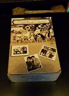 The Little Rascals Collection (DVD, 2004, 5 Boxed Disc Set)
