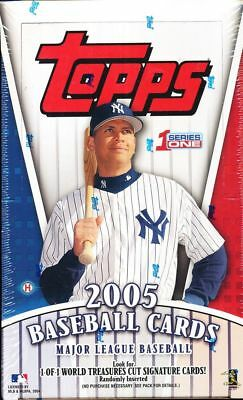 2005 Topps Baseball Complete Your Set Pick 25 Cards From List