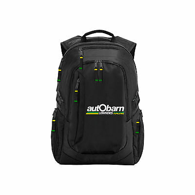 New Authentic Autobarn Lowndes Racing Back Pack Item Alr18Ba