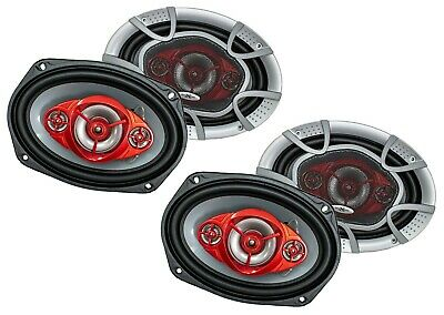 """Scosche SA69 6x9/"""" to 5.25/"""" and 6.5/"""" speaker adapters"""