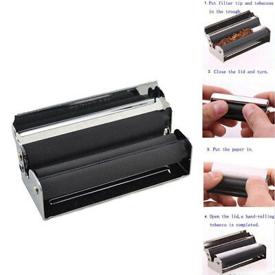 Automatic Metal Tobacco Roller Cigarette Making Maker Paper Rolling Machine