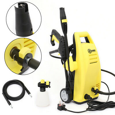 Electric High Pressure Washer Power Jet Water 1522 PSI/105 BAR Patio Car Cleaner