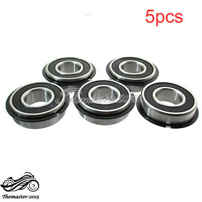 "5//8/""x1-3//8/""x11mm 215-202 499502H 99502H-2RSNR Ball Bearing with Snap Ring"