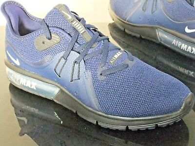 b35d23300e NIKE AIR MAX Sequent 3 Hommes Baskets Taille UK 9 921694 404 - EUR ...