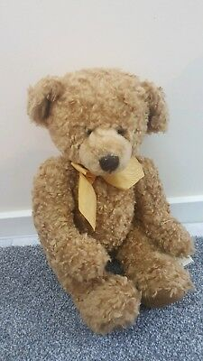 Mumbles Classic Jointed Plush Soft Toy Teddy Bear