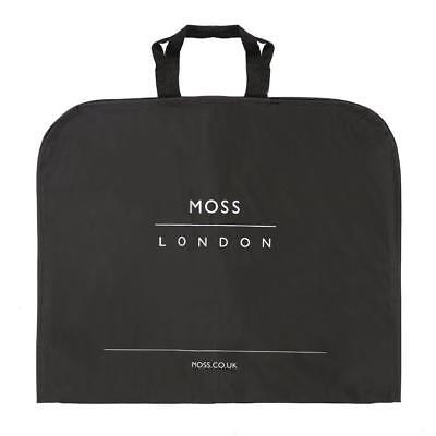 Moss London Waterproof Luxury Travel Wedding Suit Carrier Cover Bags (Pack of 3)