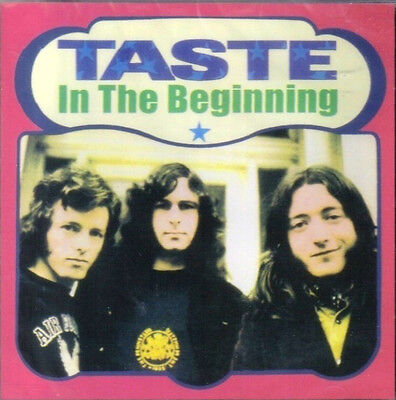"Taste (Rory Gallagher): ""In The Beginning & In Concert""  (2 on 1 CD)"