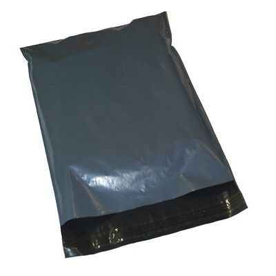 """STRONG Grey Mailing Bags 550mm x 750mm - 22"""" x 30"""" EXTRA LARGE"""
