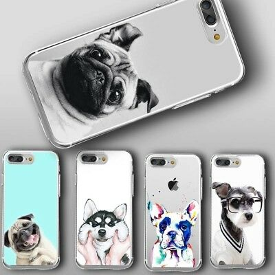 For Samsung S9 S7 J3 Plus Noe Cute Rubber Soft Silicone Pattern Clear Case Cover