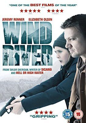 Wind River  with Jeremy Renner New (DVD  2017)