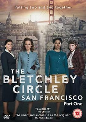 The Bletchley Circle - San Francisco Part O with Rachel Stirling New (DVD  2018)
