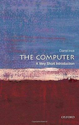 Computer: A Very Short Introduction New Paperback Book