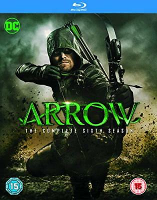 Arrow: Season 6  with Stephen Amell New (Blu-ray  2018)