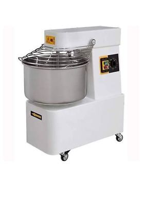 MIXER SPIRAL 7 L - 5 Kg IBM5 MONOPHASE HEAD AND TUB FIXED PROFESSIONAL