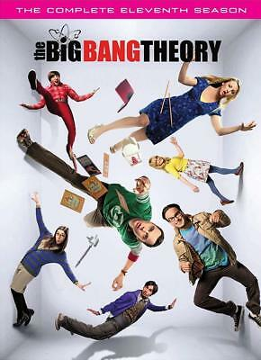 The Big Bang Theory The Complete Season 11 (DVD, 2-Disc Set)