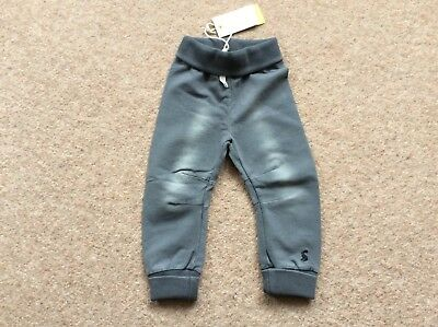 Joules Baby Hugo Grey Denim Joggers/Trousers BNWT Few Sizes available