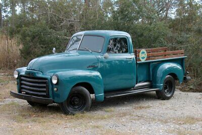 1952 3100 -- 1952 GMC 3100  0 Miles Brown Or Taupe Pickup Truck 231 Buick V6 350