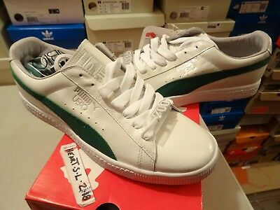 NEW Rare Retro Puma X UBIQ Clyde Trainers level 700 collection 349568 02 SZ  10.5 646be943c