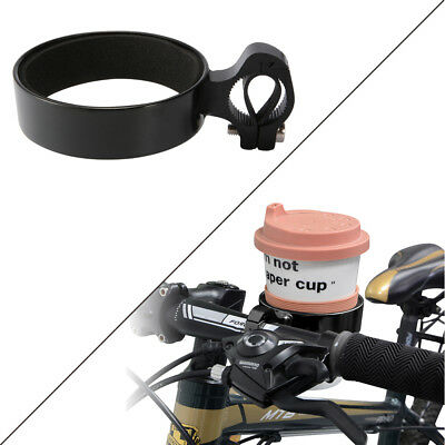 Mountain Road Cycling Bicycle Bike Mount Cup Coffee Drinks Holder Black CS564