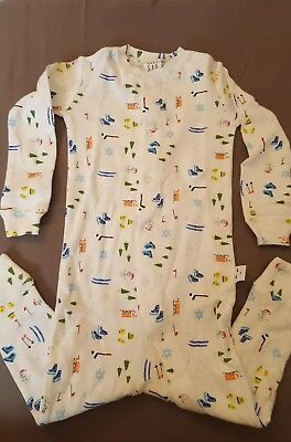 dfaafff77 NWT CARTER S BABY Boy s Sleeper 3 Month 1Pc Polar Bear Footed ...