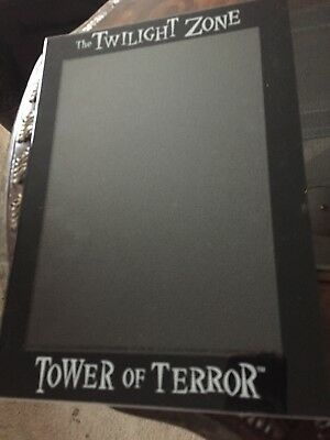 Disney Parks The Twilight Zone Tower of Terror Picture Frame