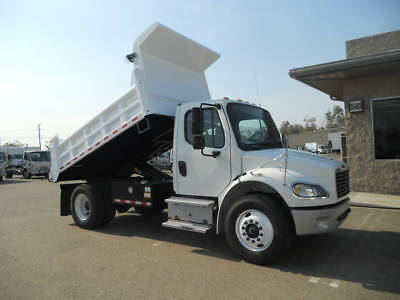 Freigthliner DUMP TRUCK CONTRACTOR CONSTRUCTION DEMOLITION  gmc chevy ford hino
