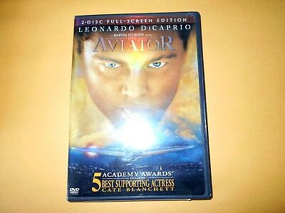 The Aviator (2 Disc Full Screen Edition) DVD