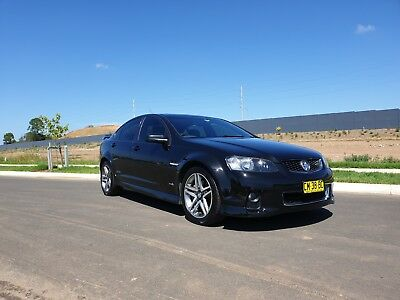 2012 Holden Commodore VE series 2, SS 6 speed auto Sedan