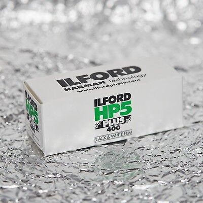 *NEW* 1 rolls of Ilford HP5 Plus 400 120 film