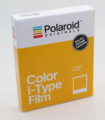 Polaroid Originals i-Type Color Instant Film for the New OneStep2 Cameras