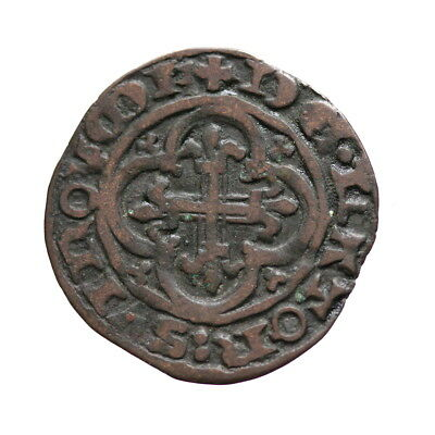 Authentic Middle Ages The Era of the Crusades unidentified coin MEDAL JETON