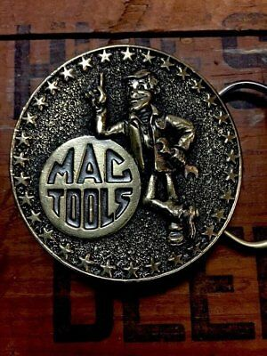 Mac Tools Belt Buckle Limited Edition The Great American Buckle Co. Chicago