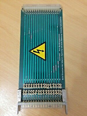 Aeg 029.295.798 Service Engineer Extender Card For Aeg Systems (Lc:ey05) Pcb