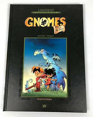 Lenfeust et les mondes de Troy : Gnomes de Troy Humour Rural Collection Hachette