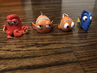 Funko Pop Mystery Mini Set Lot Finding Nemo Dory Out Of Box Vinyl Marlin Hank