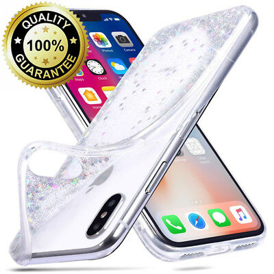 ZTOFERA Sparkle Case for iPhone XS Max,Bling Glitter [Flowing Liquid...