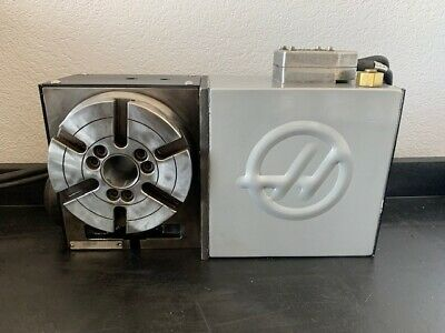 HAAS HRT 160 4TH Axis Brushless Rotary Table Indexer Sigma 1