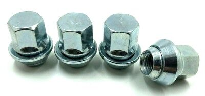 4 x ALLOY WHEEL NUTS FOR FORD MONDEO M12 x 1.5 19MM OE STYLE.STUDS,LUGS,BOLTS