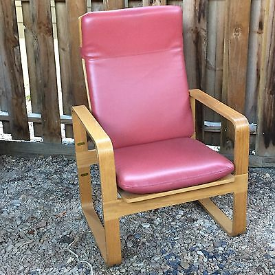SALE-Beautiful Thonet Lounge Chair Mid Century Eames Era