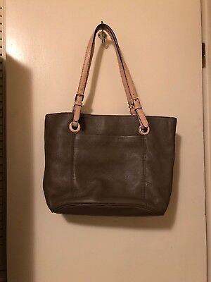 bdddb52ffc7d MICHAEL KORS SHOULDER bag Olive Green - $16.00 | PicClick
